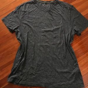 Dark Grey Banana Republic T-Shirt